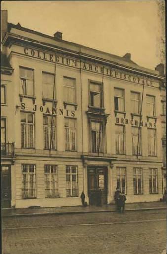 joannisBerchmans_college
